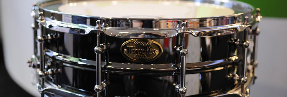 World Max 14x5 Black Dawg Brass