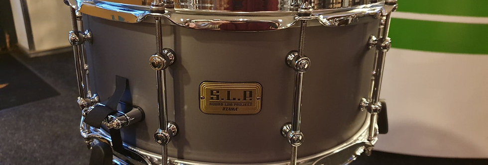 Tama S.L.P. 14x6.5 Sonic Stainless Steel LSS1465