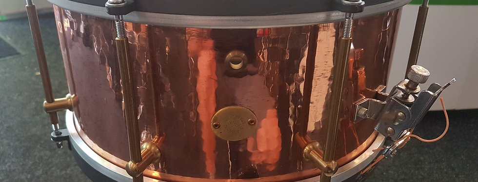 Spizzichino 14x6.5 Copper Snare