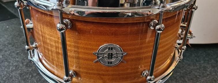 Dunnett Classic Drums 14x7 Dreamtime Blackwood
