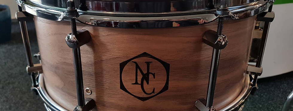 Noble and Cooley 14x6.5 Walnut Ply Snare