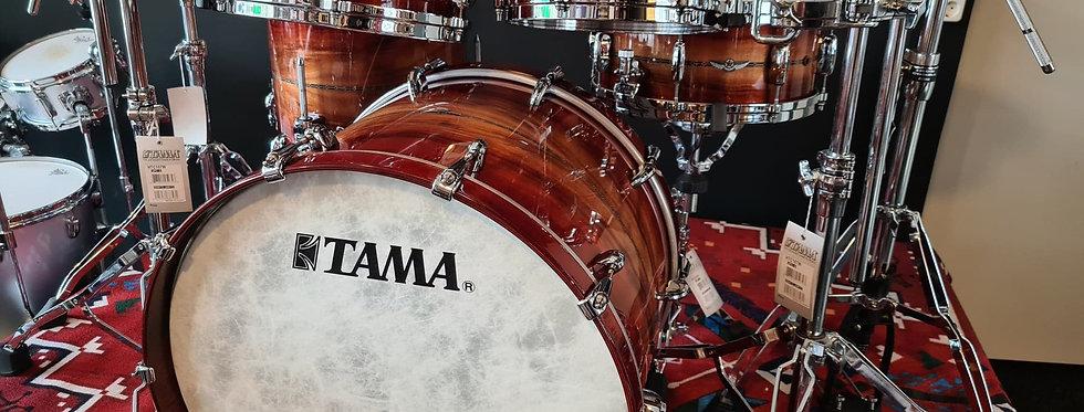 Tama Star Bubinga Limited Edition Blackwood Tama Limited Edition Blackwood