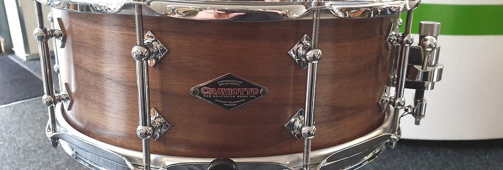 Craviotto 14x5.5 Walnut