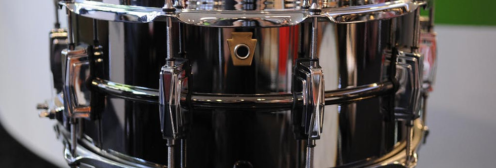 Ludwig Black Beauty 14x6.5 LB417