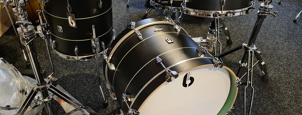 British Drum Co. THE ROTTERDAM Shellset