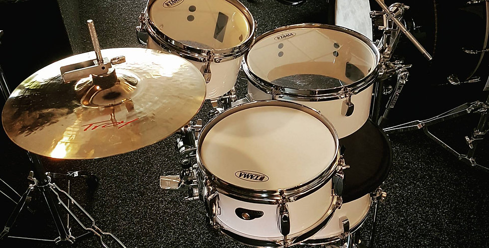 Tama Cocktail Jam Mini in Sugar White