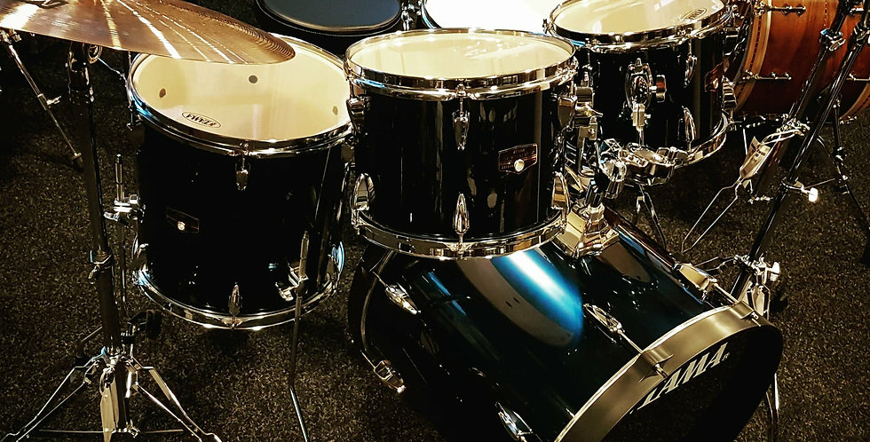 Tama Imperialstar in Midnight Blue