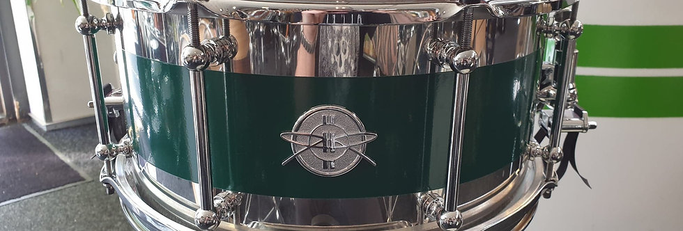 Dunnett Classic Drums 14x7 Stainless Steel X Anniversary