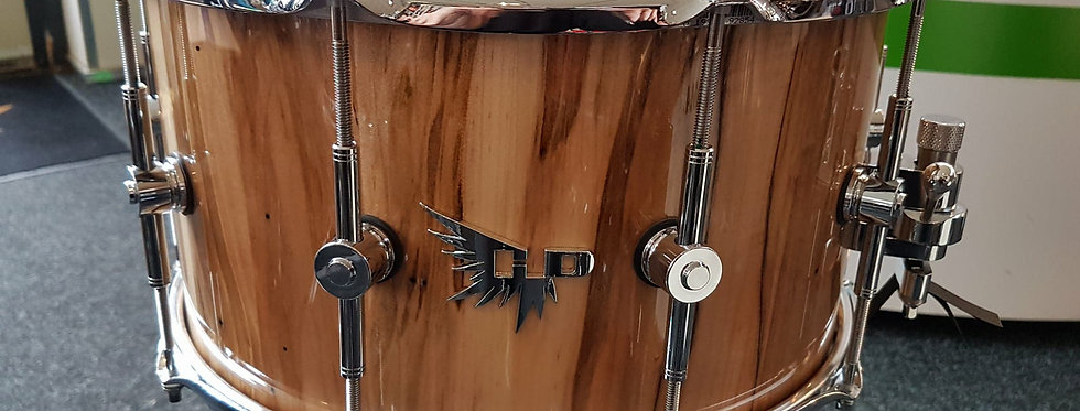 Hendrix Drums 14x8 Archetype Amborsia Maple
