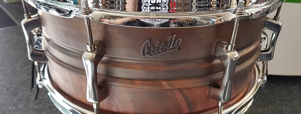 Oriollo Bakar 14x6.5 Seamless Copper