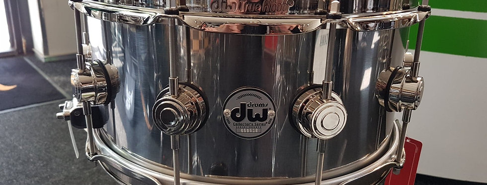 DW 14x6.5 Stainless Steel