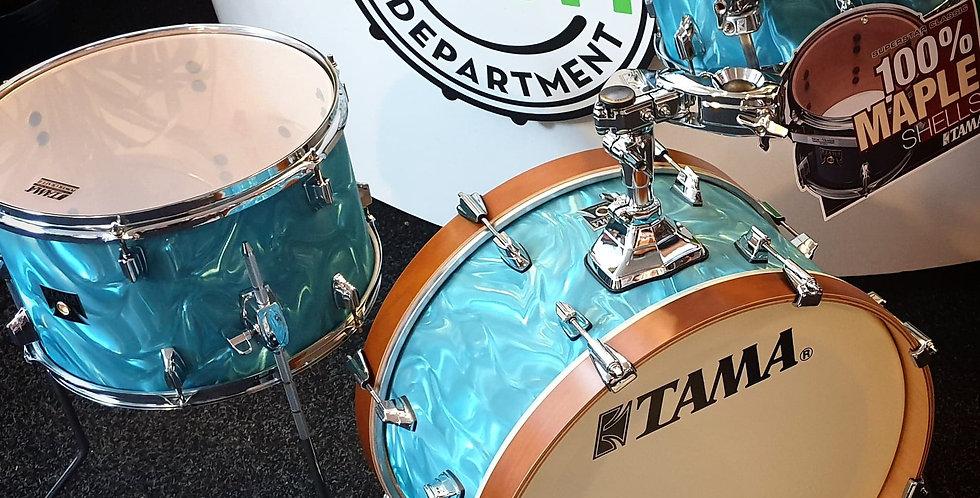 Tama Superstar Classic Neo Mod Turquoise Satin Haze (TSH)