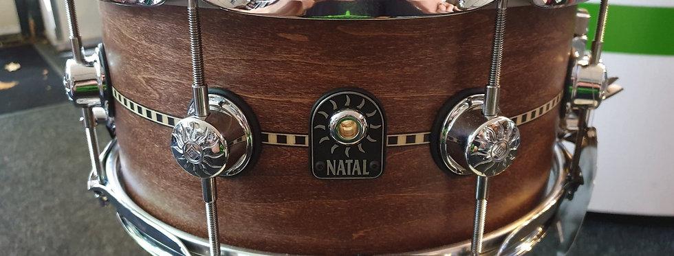Natal 13x6.5 Tulipwood Walnut finish