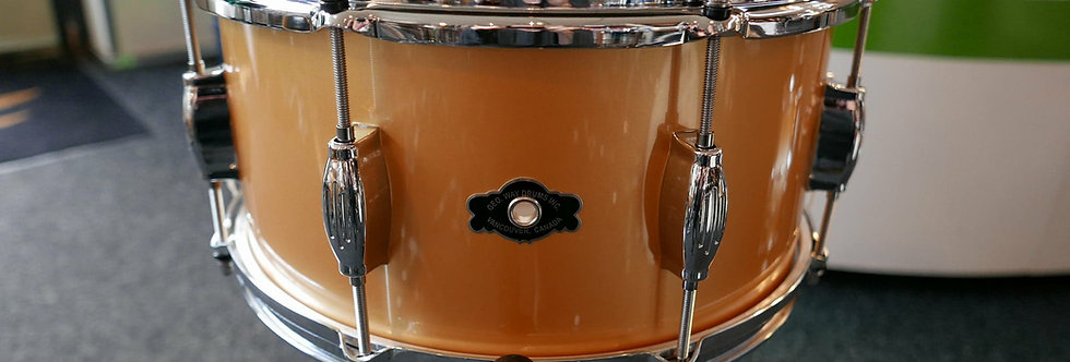 George Way 14x7 Studio Model in Glossy 24 Gold