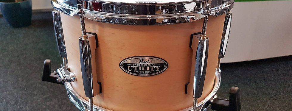 Pearl Modern Utility Maple Snare Natural 12x7