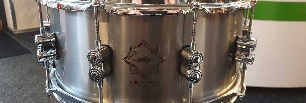 PDP by DW Concept Select 14x6.5 Cast Steel