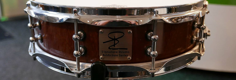 Signature Drum Addiction Series 14x4 Purperhart