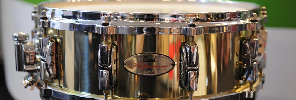 Pearl Reference 14x5 Brass
