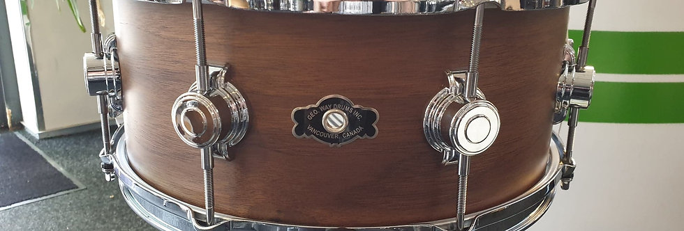 George Way Aristrocrat Walnut 14x6.5