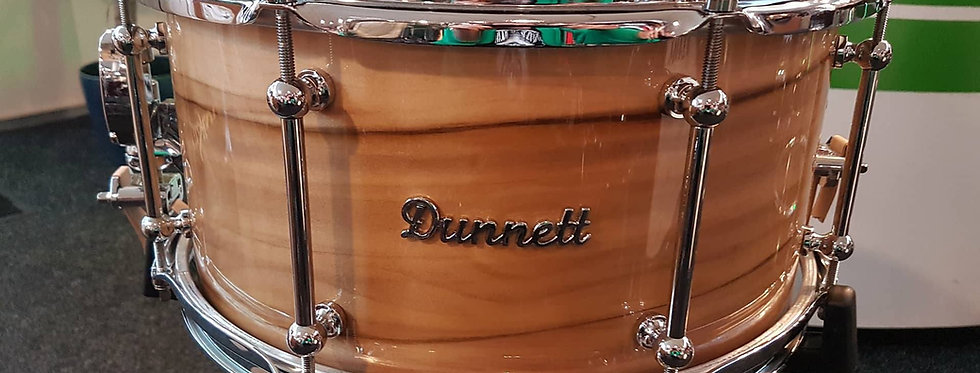 Dunnett Classic Drums 14x7 Dreamtime Jarrah