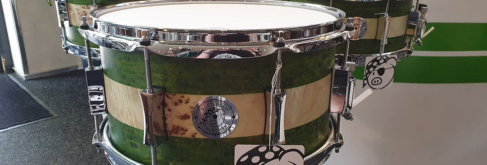 Pork Pie 13x7 RDD 10Th Anniversary Snare Limited Edition