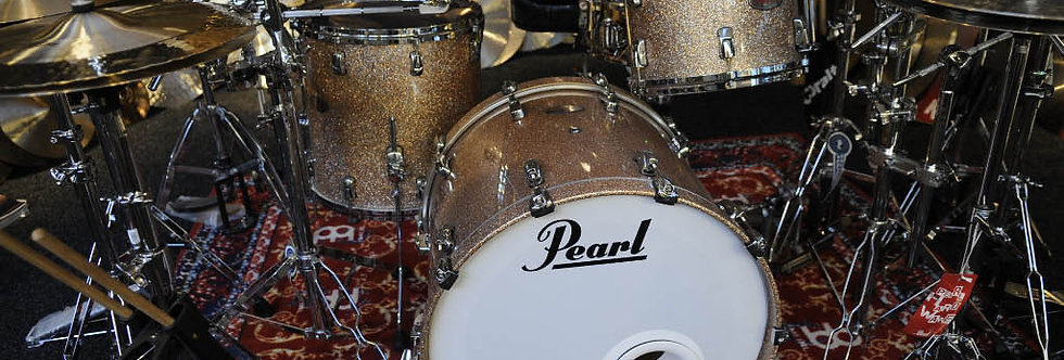 Pearl Reference Shell Set in Copperfire Sparkle
