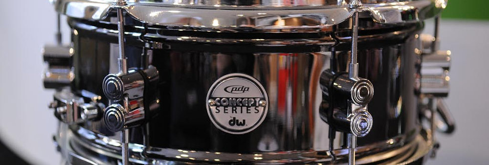 DW PDP 12x6 Concept Serie Steel