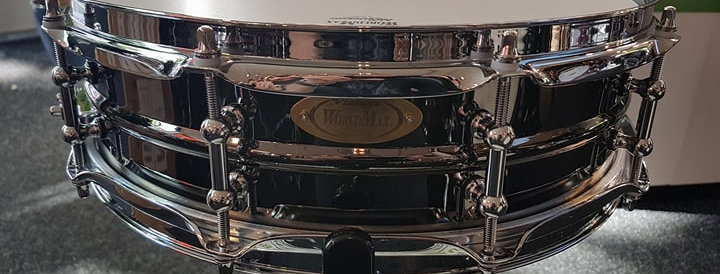 World Max 14x4 Black Nickel Brass