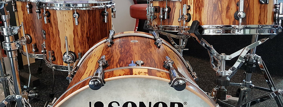 Sonor SQ2 Beech Shell set in African Marble