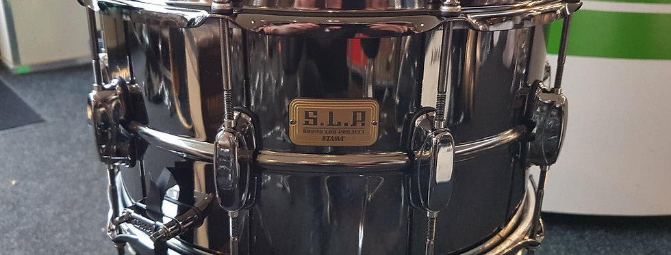 Tama S.L.P. 15x8 Big Black Steel Limited Edition LST158
