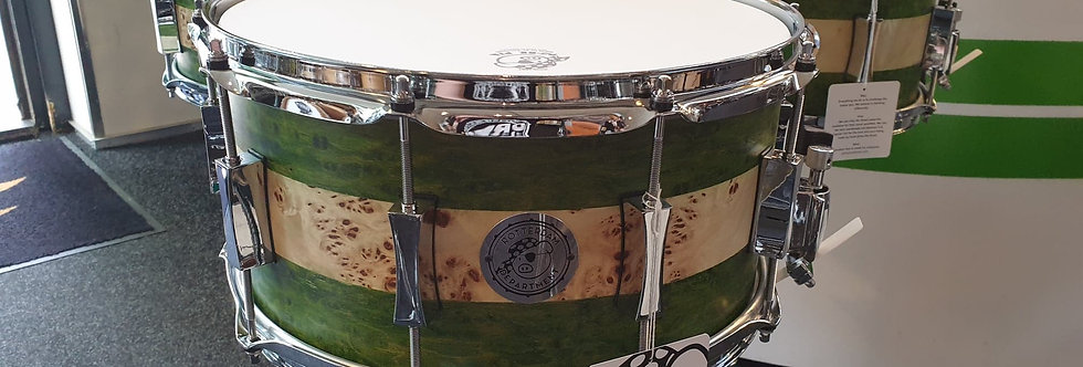 Pork Pie 14x7 RDD 10Th Anniversary Snare Limited Edition
