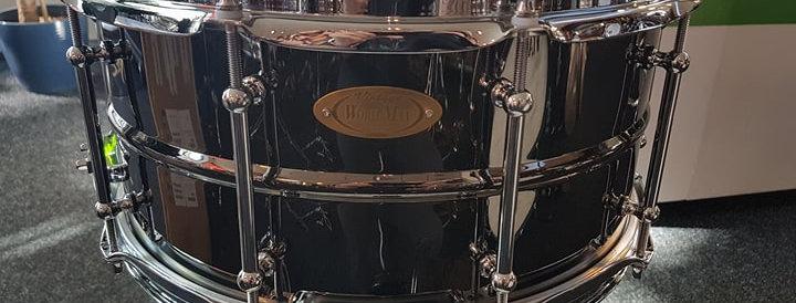World Max 14x6.5 Black Nickel Brass