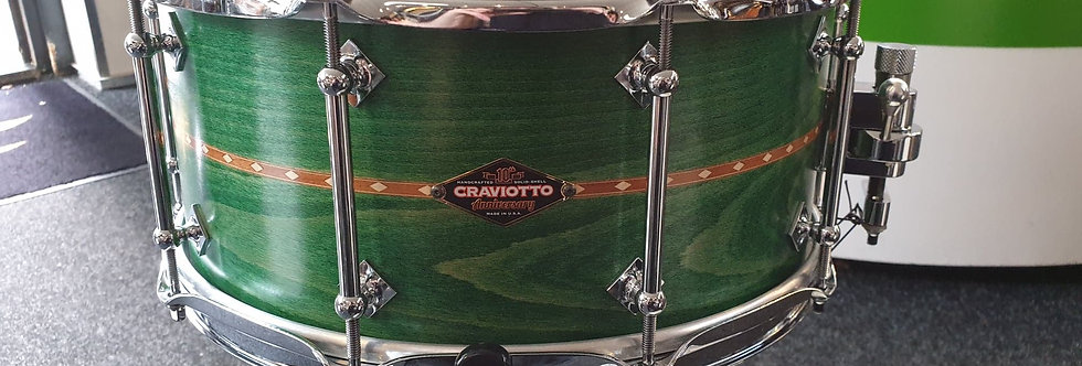 Craviotto 14x6.5 Beech RDD 10th Anniversary Limited Edition