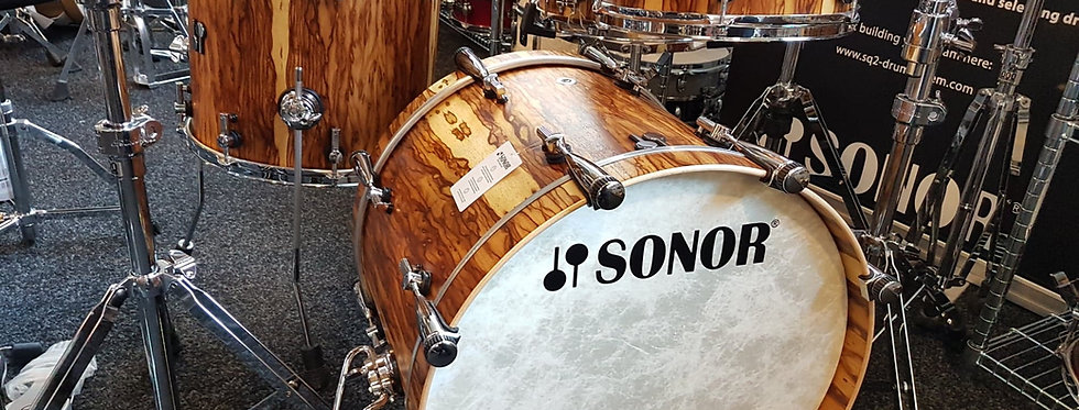 Sonor SQ2 Medium Beech in African Marble
