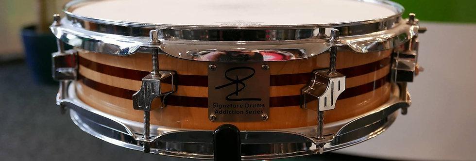 Signature Drum Addiction Series 14x4 Maple/Purperhart