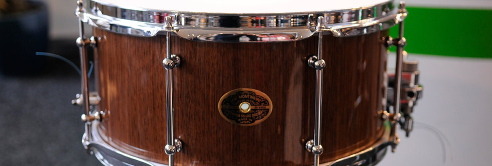 Joe Montineri 14x6.5 Walnut