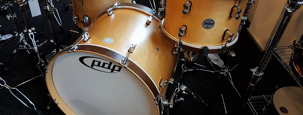DW PDP Concept Classic 22 Natural Shell Set