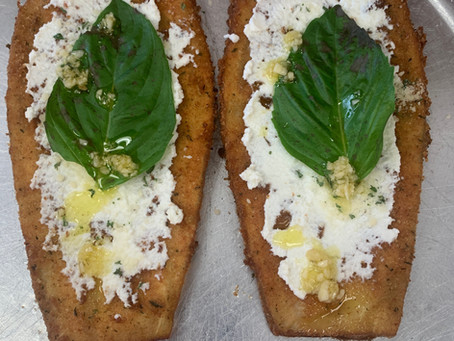 The History of Chicken Parm & Eggplant Parm