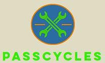 Logo de l'enseigne passcycles