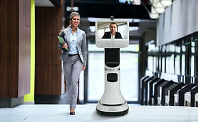 Ava Robotics High grade videoconferencing tool for hospitality industries