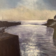 Autumn Afternoon, Porthleven Harbour
