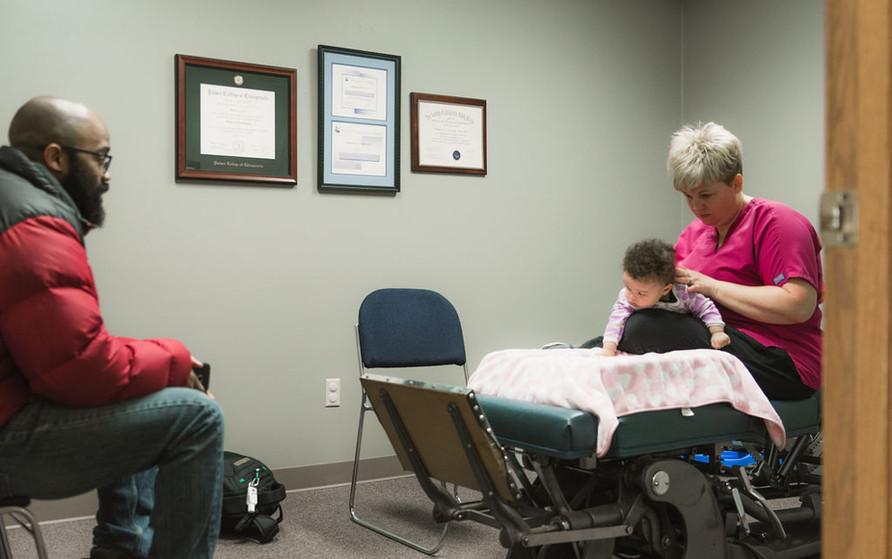 Infant Adjustment