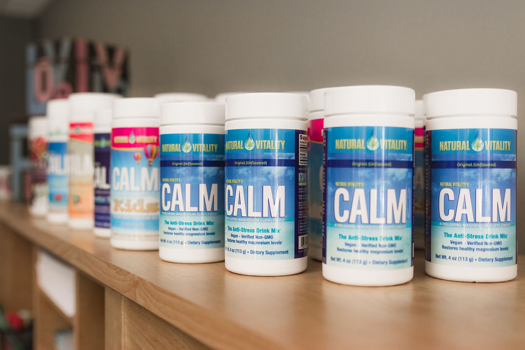 Calm by Natural Vitality