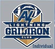 Lightning Gridiron Club Individual Membership