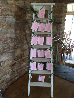 BEAULICIOUS - Ladder Table Planner