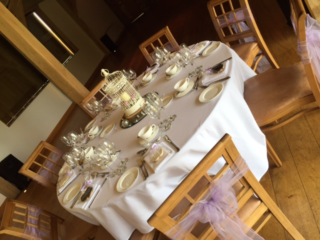 Dodford - lilac wedding