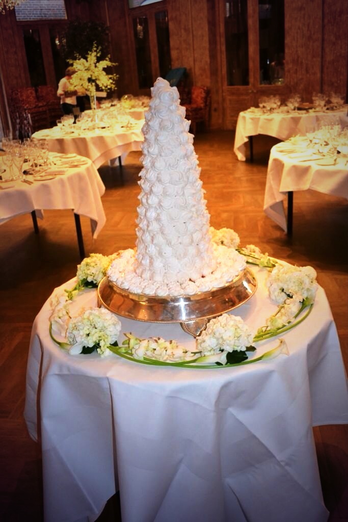 Meringue tower 2