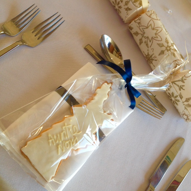 Bespoke Biscuit favours