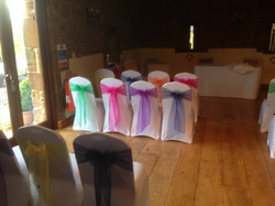 Crockwell Farm - Rainbow sashes