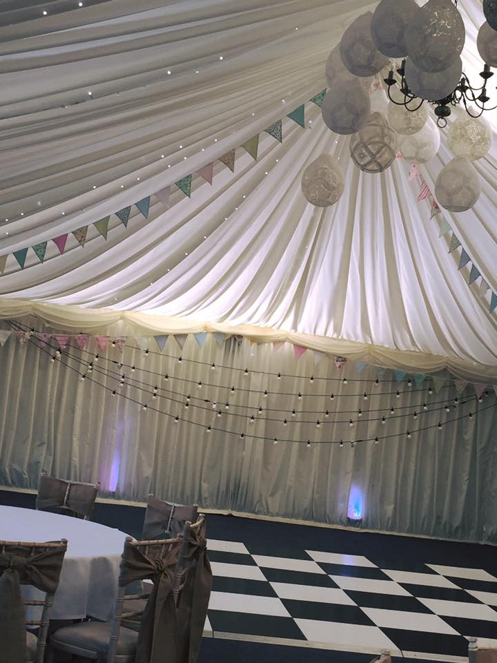 Wedding Venue Dressing Northampton